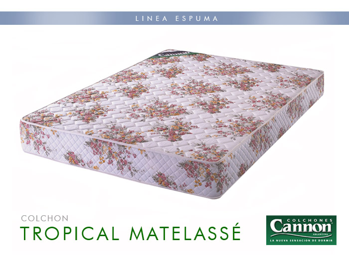 CANNON TROPICAL MAT